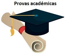 Provas académicas